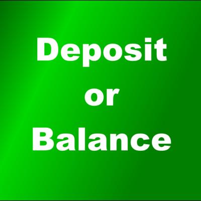 depositbalance