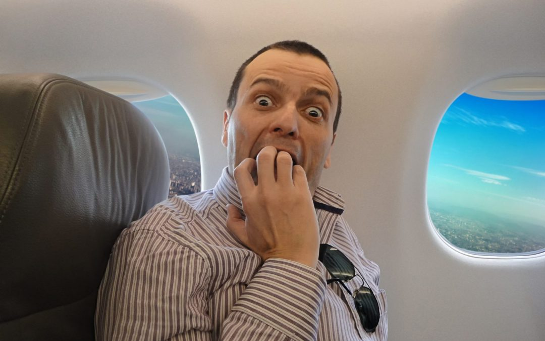 Fear of Flying? EFT can help….