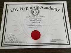 Yay! I'm now a Kinetic Shift Practitioner
